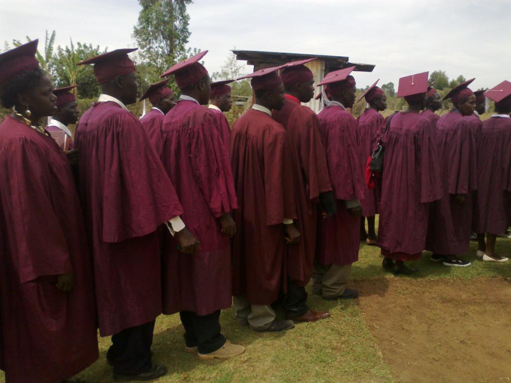 Biribiriet Church Kitale Kenya