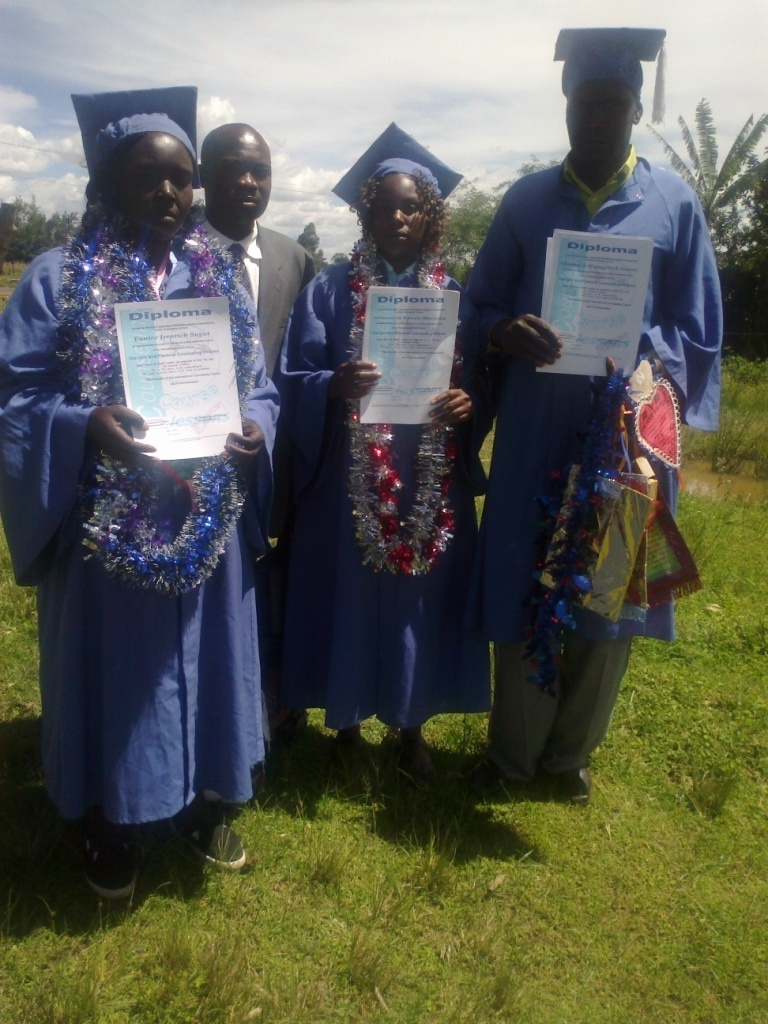 Graduated Students